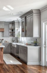 Most Amazing Kitchen Cabinet Makeover Design and Project 28