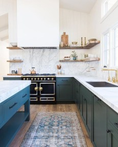 Most Amazing Kitchen Cabinet Makeover Design and Project 34