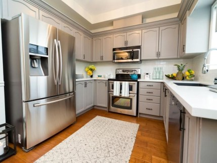 Most Amazing Kitchen Cabinet Makeover Design and Project 48