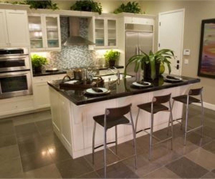 Most Amazing Kitchen Cabinet Makeover Design and Project 49