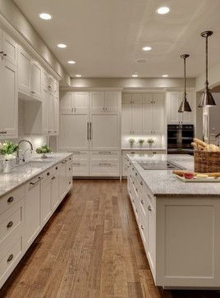 Most Amazing Kitchen Cabinet Makeover Design and Project 50