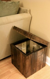 Superb DIY Wood Furniture for Your Small House and Cost-efficiency 37