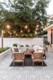 Unique Paver Terrace Design That Will Enhance Your Home Luxury Feel 03