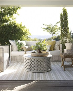 Unique Paver Terrace Design That Will Enhance Your Home Luxury Feel 18