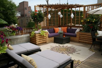 Unique Paver Terrace Design That Will Enhance Your Home Luxury Feel 29