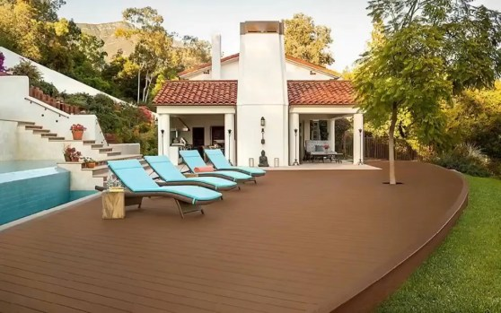 Unique Paver Terrace Design That Will Enhance Your Home Luxury Feel 36