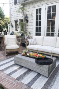 Unique Paver Terrace Design That Will Enhance Your Home Luxury Feel 40