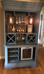 Best Coffee Bar Decorating Ideas for Your That Like a Coffee 27