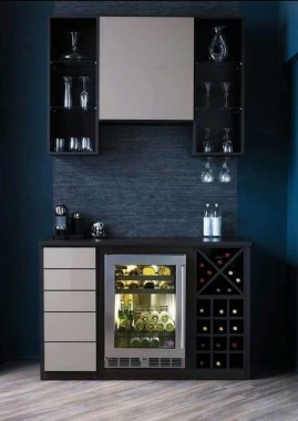 Best Coffee Bar Decorating Ideas for Your That Like a Coffee 44