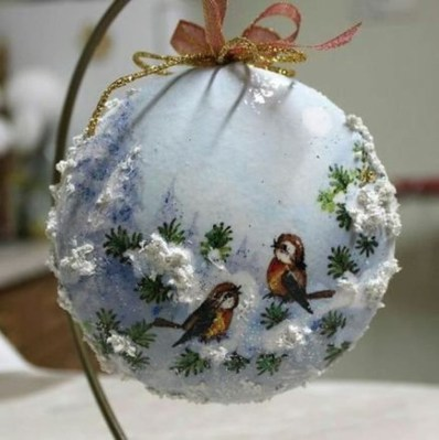 Best DIY Christmas Decoration to Perfect Your Home 44