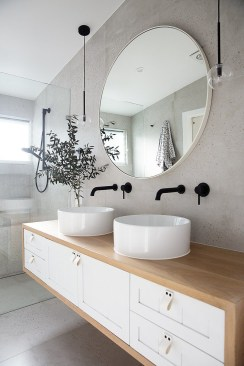 Cozy Fall Bathroom Decorating Ideasl 17