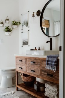 Cozy Fall Bathroom Decorating Ideasl 23