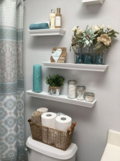 Cozy Fall Bathroom Decorating Ideasl 29