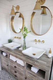 Cozy Fall Bathroom Decorating Ideasl 31