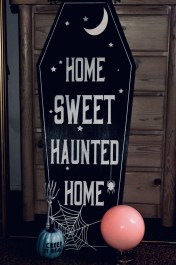 Creepy Halloween Coffin Decorations 11
