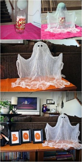 Easy and Cheap Halloween Decoration Ideas On a Budget 26