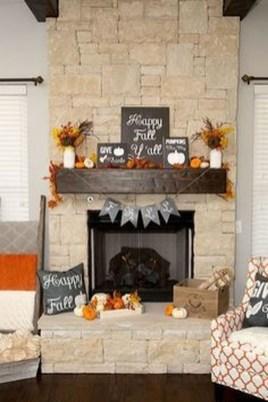 Elegant Halloween Mantel décor You Must Try In Halloween 2019 17