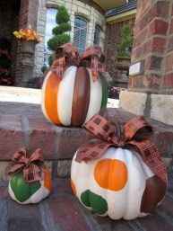 Gorgeous Pumpkin Decorating Ideas 11