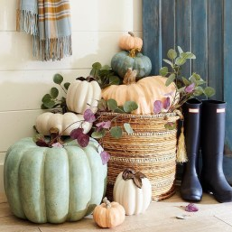 Gorgeous Pumpkin Decorating Ideas 13