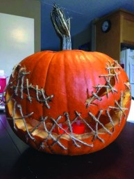 Gorgeous Pumpkin Decorating Ideas 14