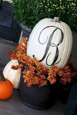 Gorgeous Pumpkin Decorating Ideas 23