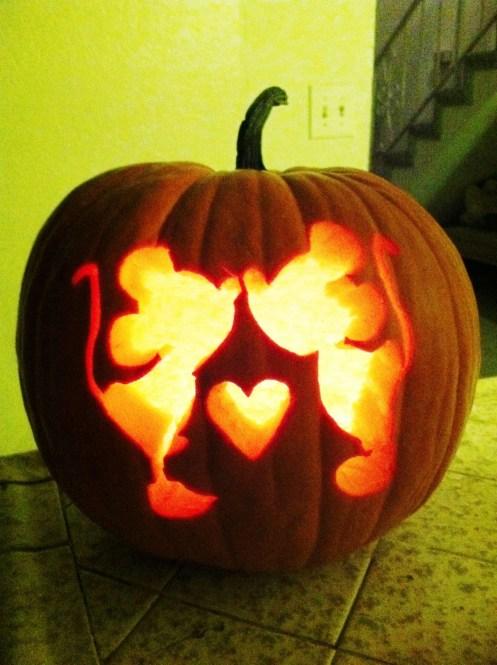 Gorgeous Pumpkin Decorating Ideas 37
