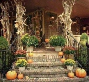 Most Beautiful Fall Decorating Ideas That Will Make More Perfect Home In This Fall 38