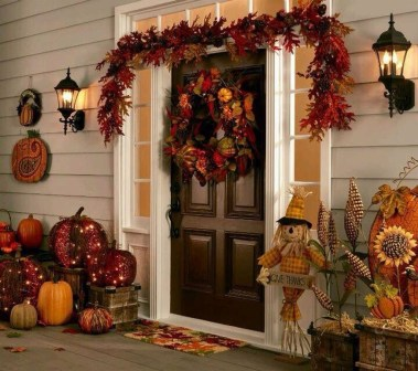 Most Beautiful Fall Decorating Ideas That Will Make More Perfect Home In This Fall 55