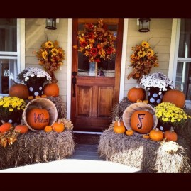 Most Beautiful Fall Decorating Ideas That Will Make More Perfect Home In This Fall 57