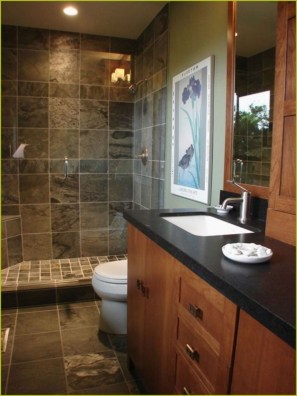 Small And Efficient Bathroom Renovation 09
