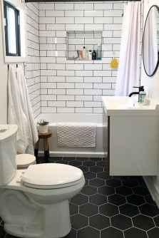 Small And Efficient Bathroom Renovation 14