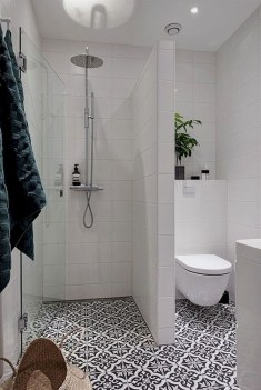 Small And Efficient Bathroom Renovation 23