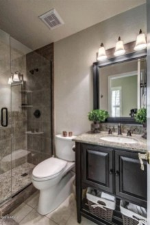 Small And Efficient Bathroom Renovation 29