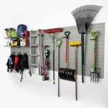Smart and Comfortable Garage Organization for Your Small Room 05