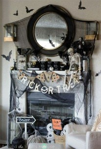 The Best Halloween Fireplace Decoration This Year 03