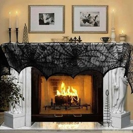 The Best Halloween Fireplace Decoration This Year 14