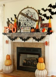 The Best Halloween Fireplace Decoration This Year 22