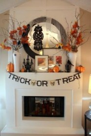 The Best Halloween Fireplace Decoration This Year 39