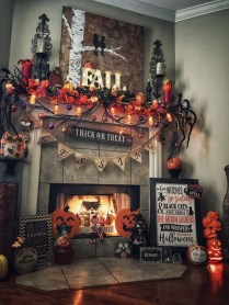 The Best Halloween Fireplace Decoration This Year 41