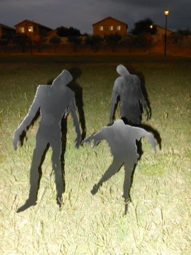 The Most Creepy Halloween Garden Decoration in Years 07
