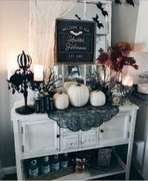 The Most Interesting Family Room Arrangement on This Halloween 10