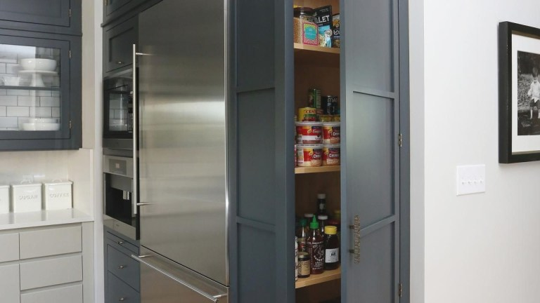 46 Best Kitchen Pantry Ideas with Design and Function