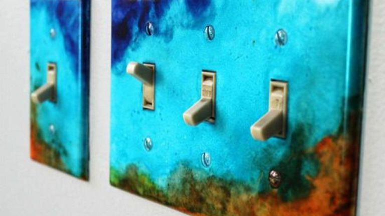 30 Easy Ways To Decorate Your Light Switches