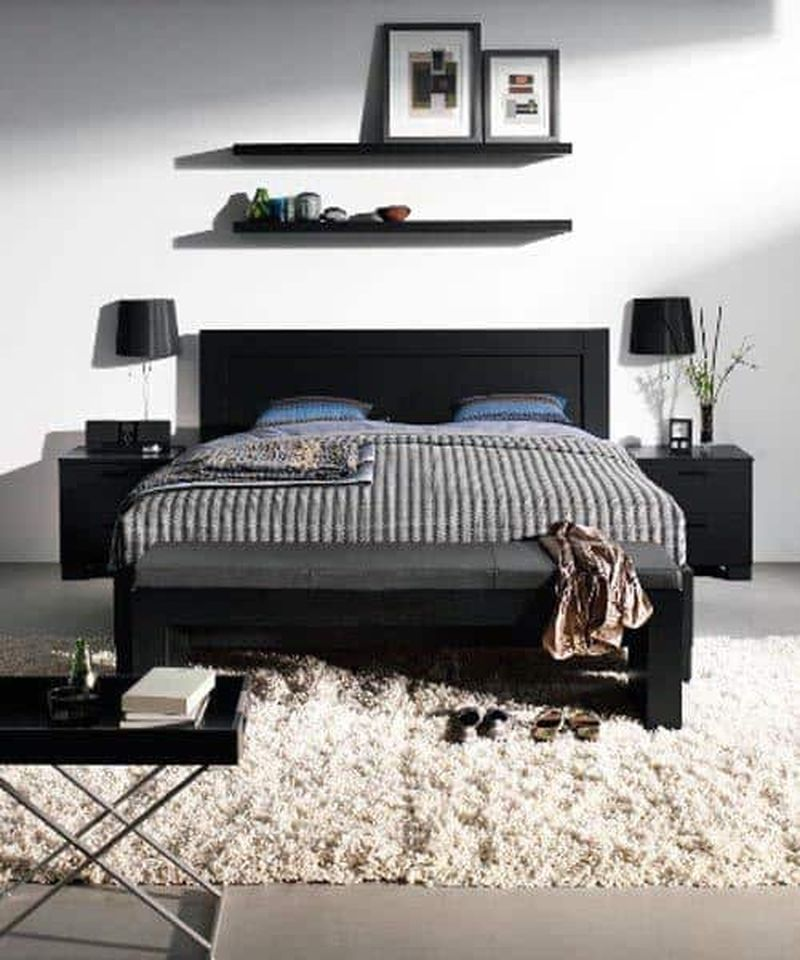 45 Cool Men S Bedroom Design Ideas That You Can Try Anchordeco Com