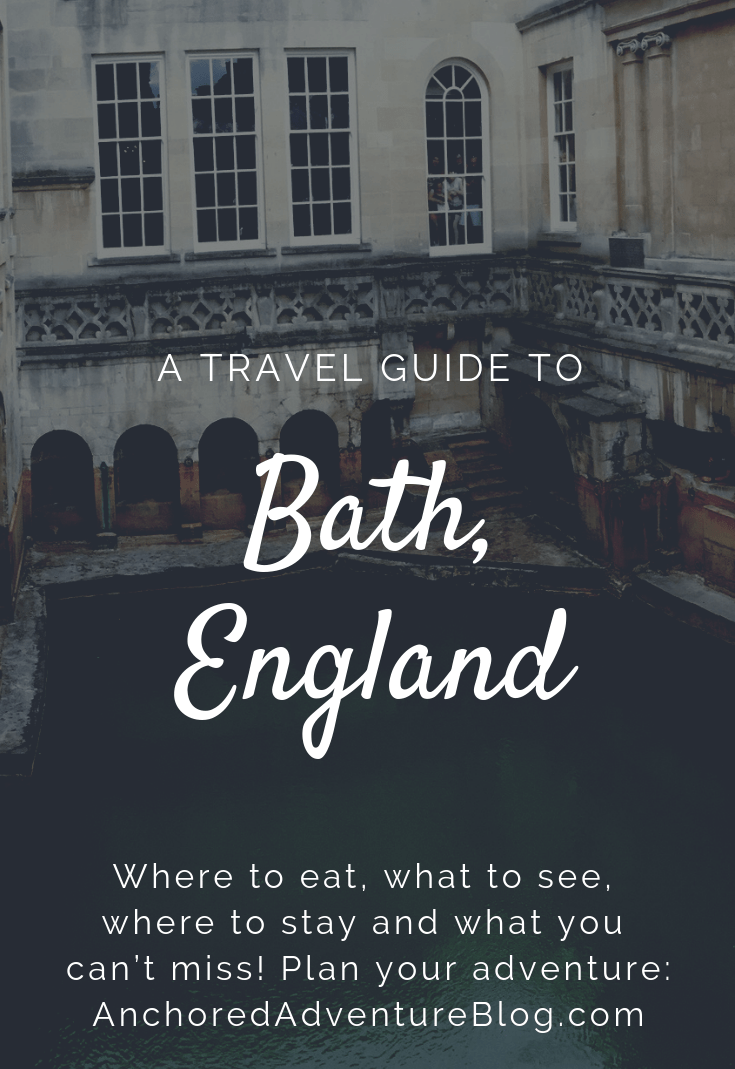 Planning a trip to Bath, England? Start here.