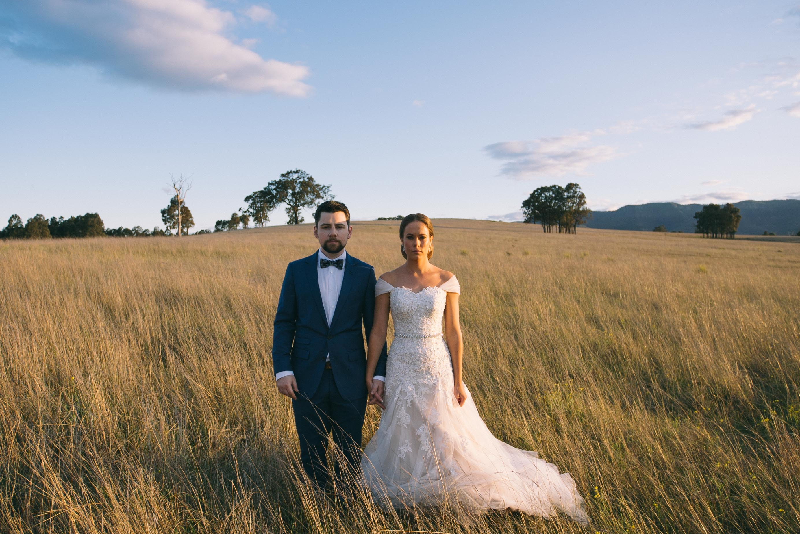 Andrew + Sally | 10/09/2016 | Hunter Valley, NSW