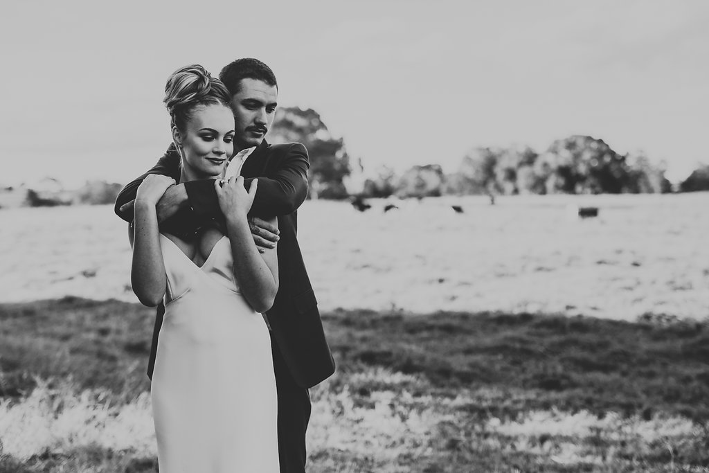 Winter Sun Romance – Styled Shoot | Tweed Wedding Video | Tweed Gallery Cafe, Murwillumbah South NSW