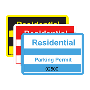 Parking Permits – Residential