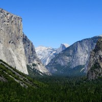 Breathtaking Views from Yosemite and State Route 1