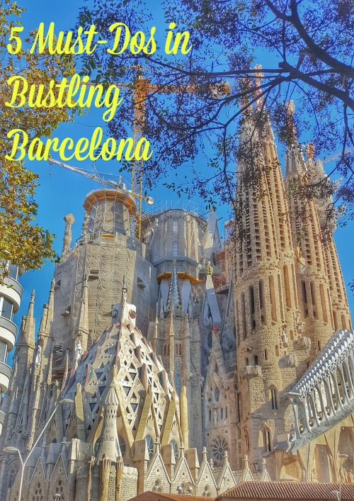 5 experiences you have to have while in Barcelona